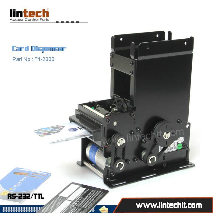 F1-2000 Card Dispenser