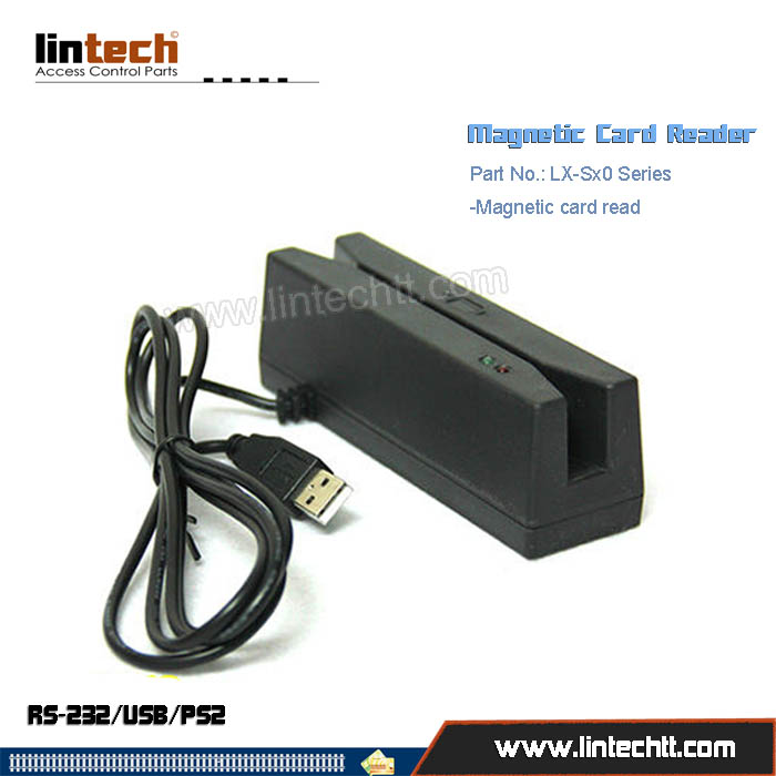 LX-Sx0 Magnetic card reader
