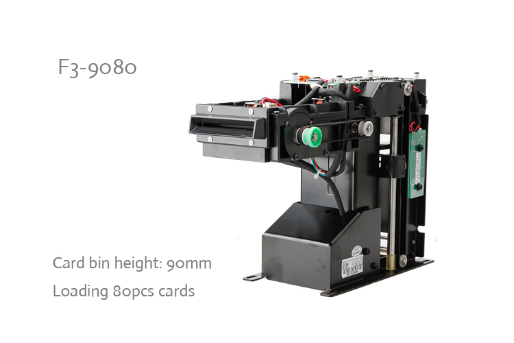 Recycle-card-issue-machine