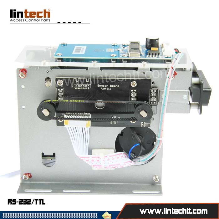 TYCR-1105 Card Collector with reader writer