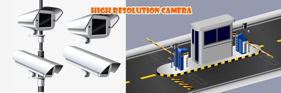 High-solution-Camera